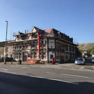 Foto hotel Wales 300x300 - Verbouwing hotel Wales: 9% rente, 12 maanden, ca 20% LTV.
