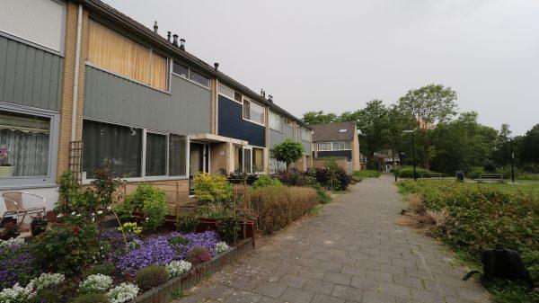 Verhuurde eengezinswoningen Apeldoorn (derde fase)