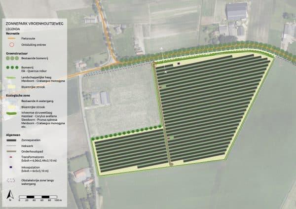 zonnepark vroenhoutseweg 600x424 - Nieuw! Duurzaam investeren in Zonneparken. Met zekerheid, 5% rente en AFM-toezicht.