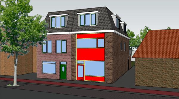 Ontwikkeling Santpoort-Noord